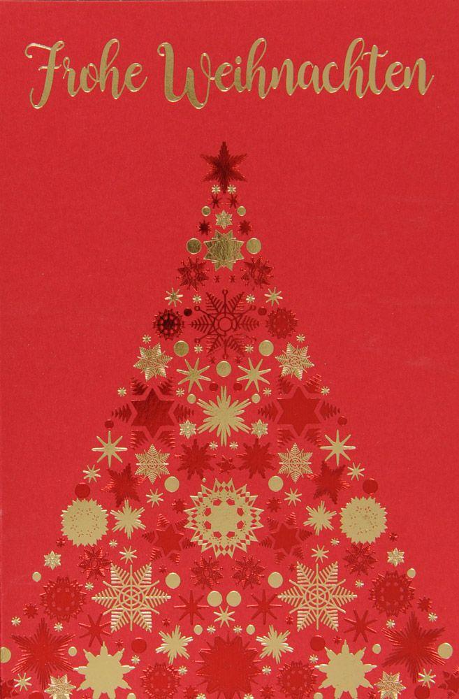 Weihnachtskarte - FW 18102