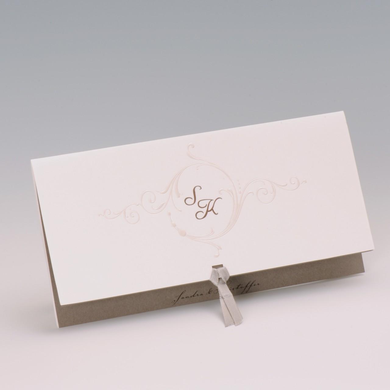 Einladungskarte - H 1944