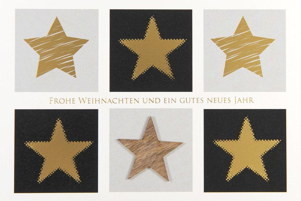 Weihnachtskarte - FW 18073