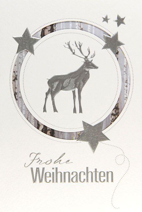 Weihnachtskarte - FW 15959