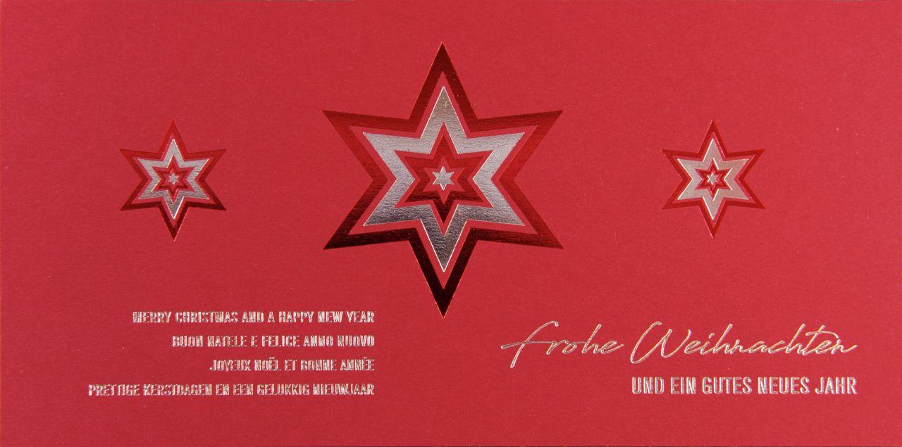 Weihnachtskarte - FW 17984