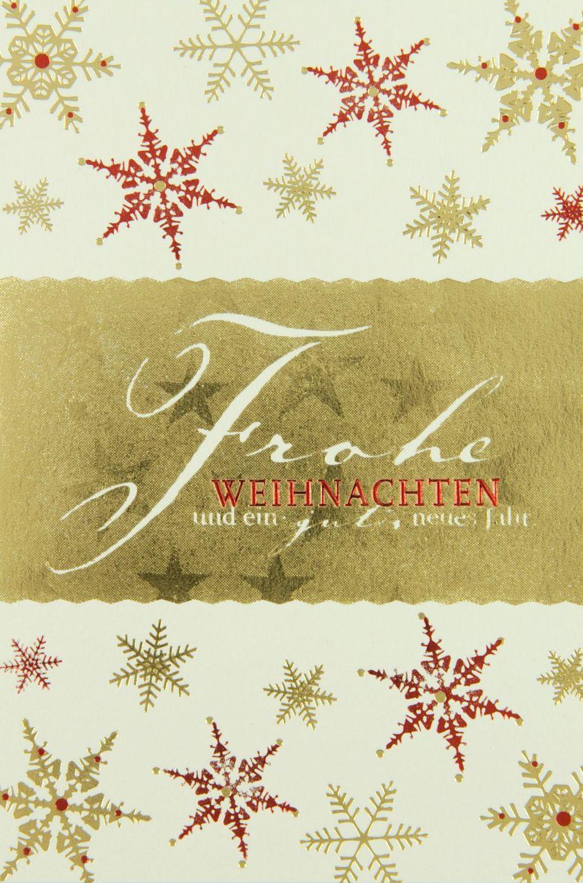 Weihnachtskarte - FW 18188
