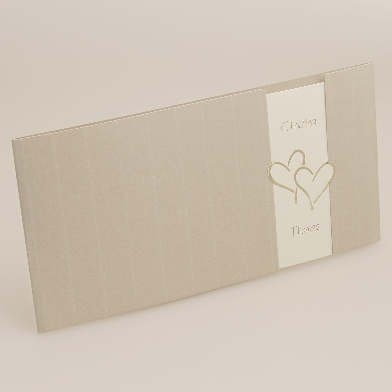 Einladungskarte - H 1628