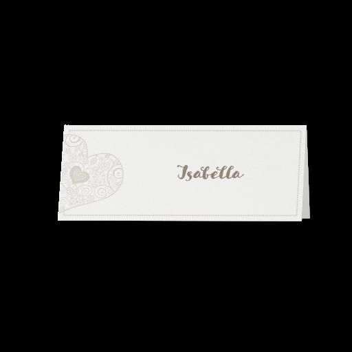 Tischkarte (6 Stück) - EX726751