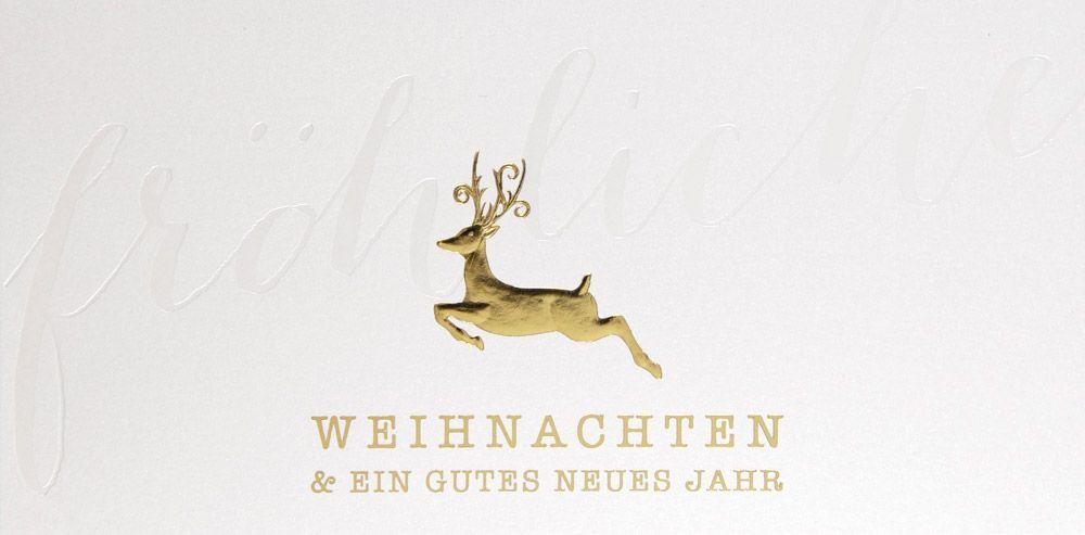 Weihnachtskarte - FW 18096