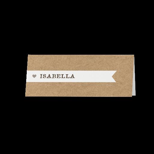 Tischkarte (6 Stück) - EX726720