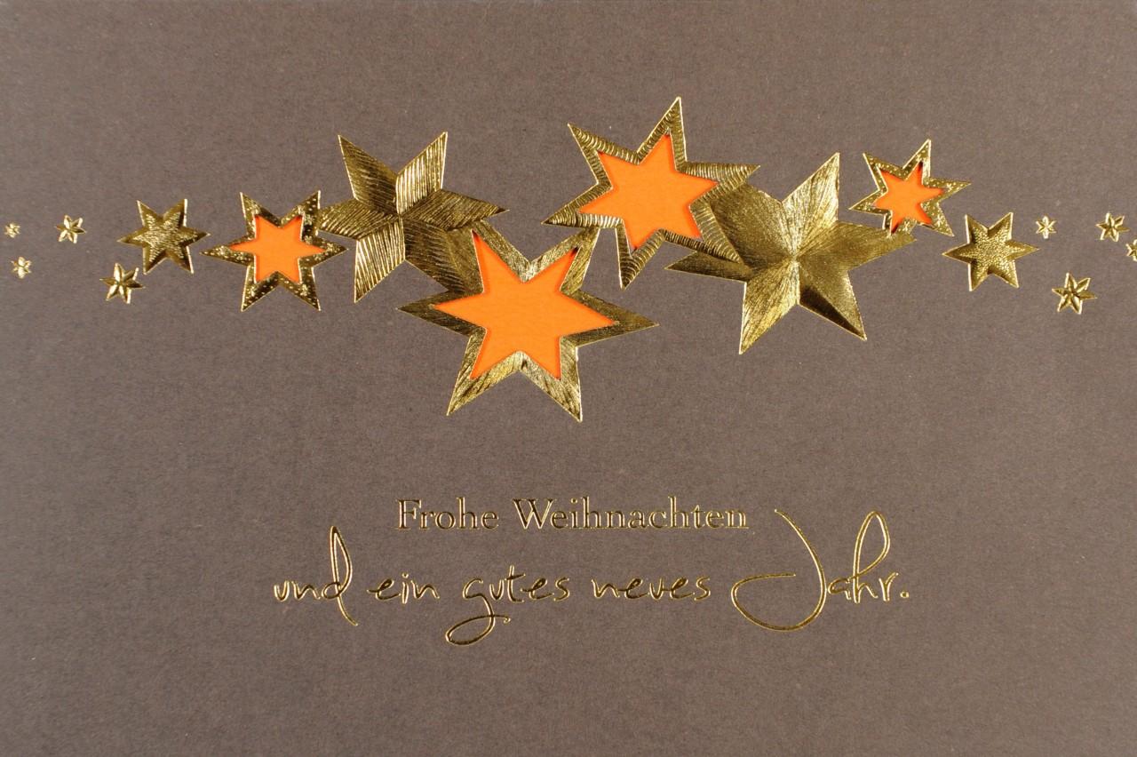 Weihnachtskarte - FW 17783