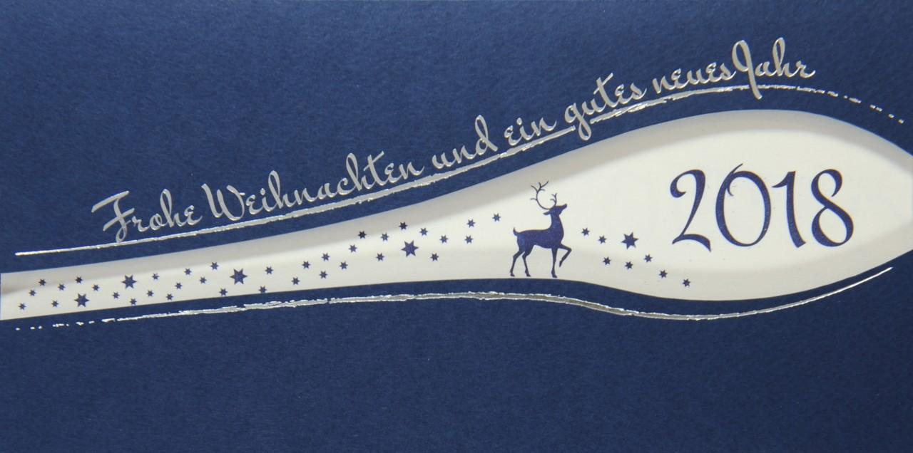 Weihnachtskarte - FW 17920