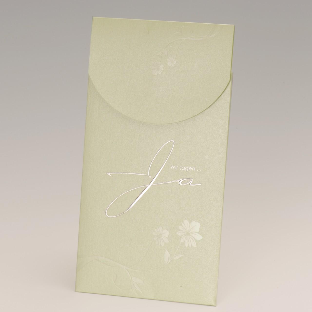 Einladungskarte - H 1962