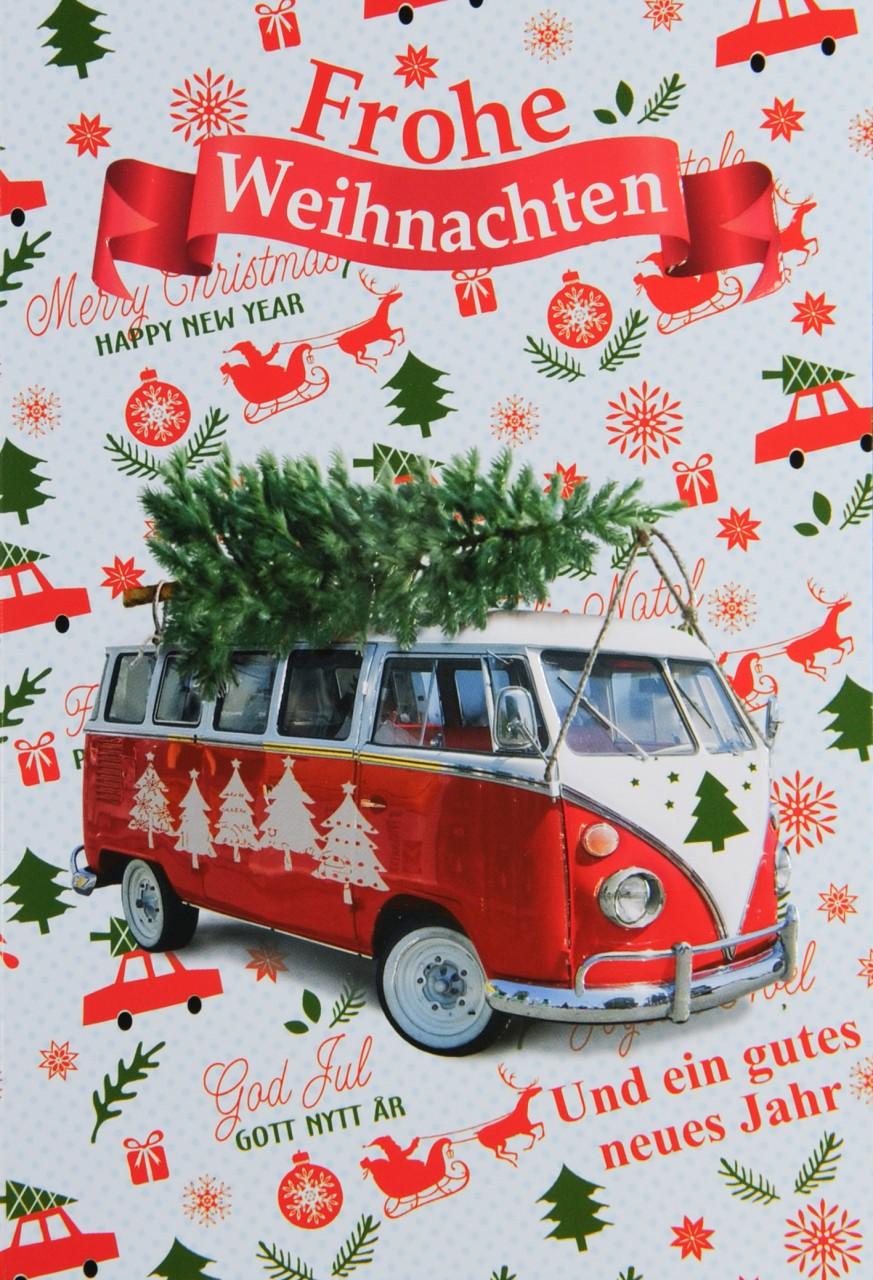 Weihnachtskarte - FW 13788