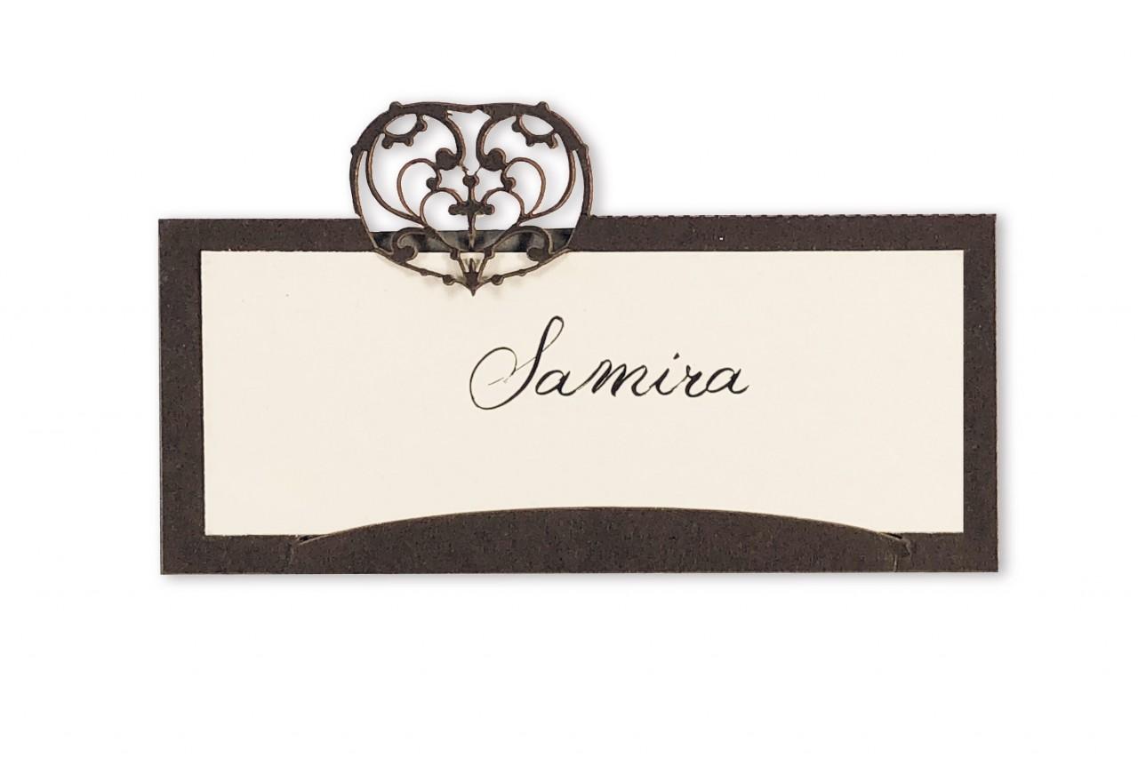 Tischkarte - 17T418