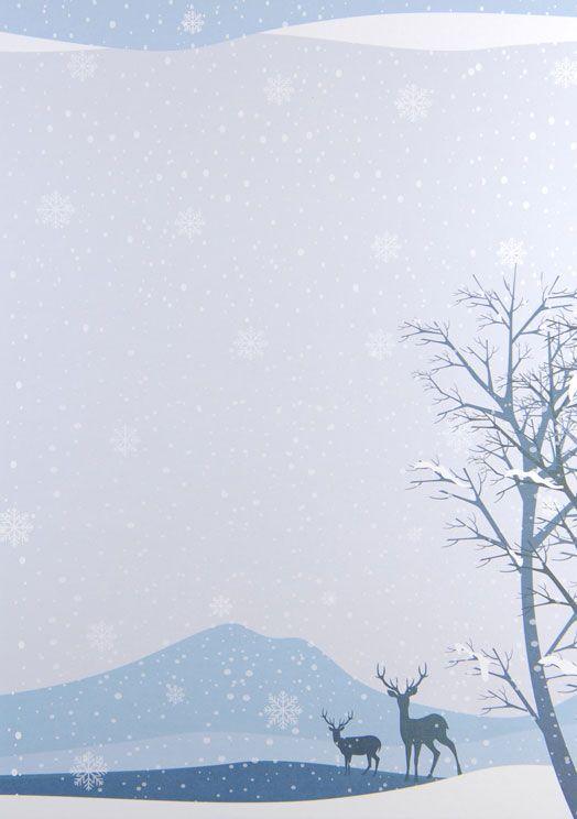 Weihnachtsbogen - FW 18060