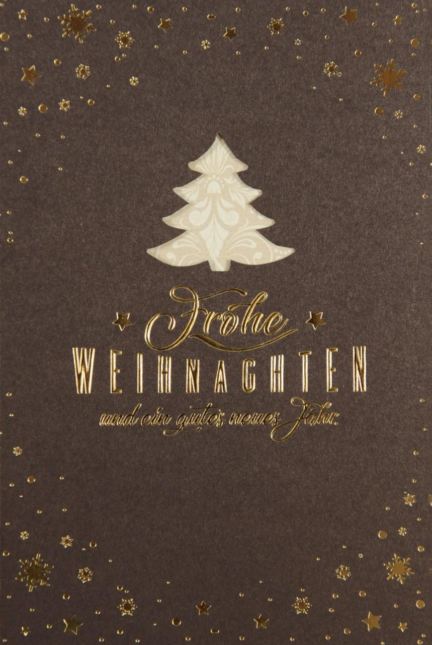 Weihnachtskarte - FW 17991