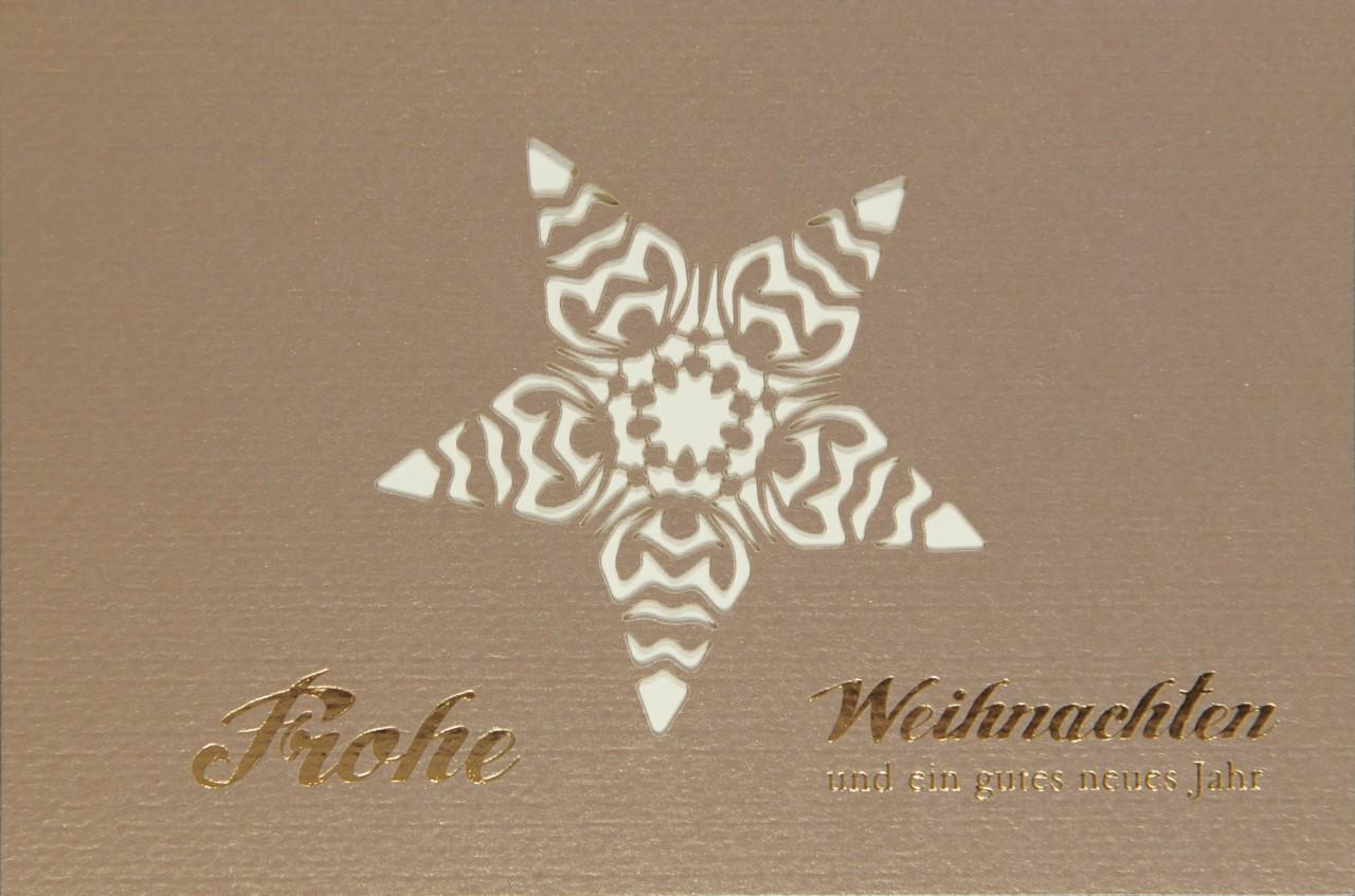 Weihnachtskarte - FW 17983