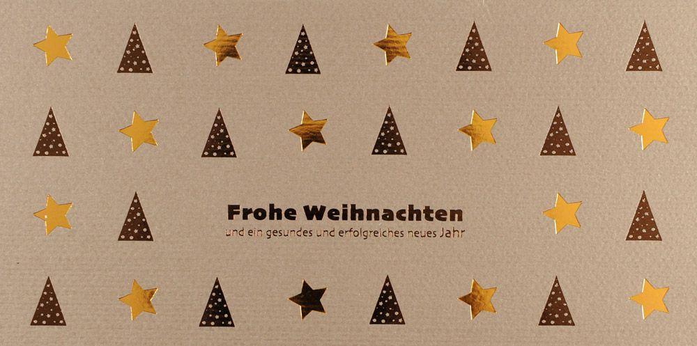 Weihnachtskarte - FW 18070
