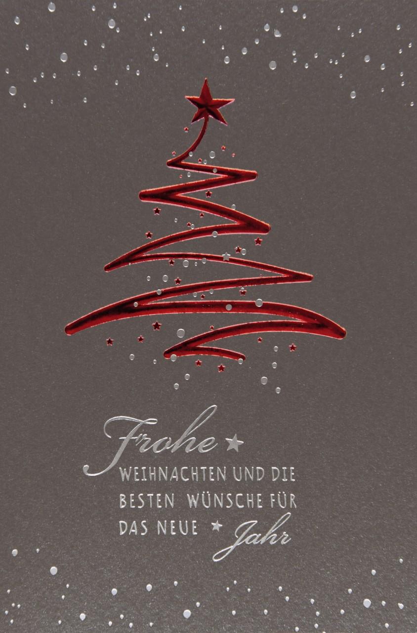 Weihnachtskarte - FW 17995