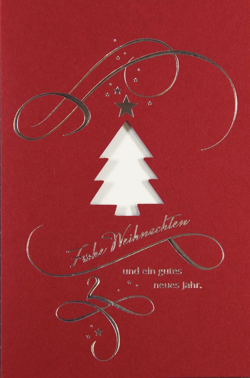 Weihnachtskarte - FW 17993