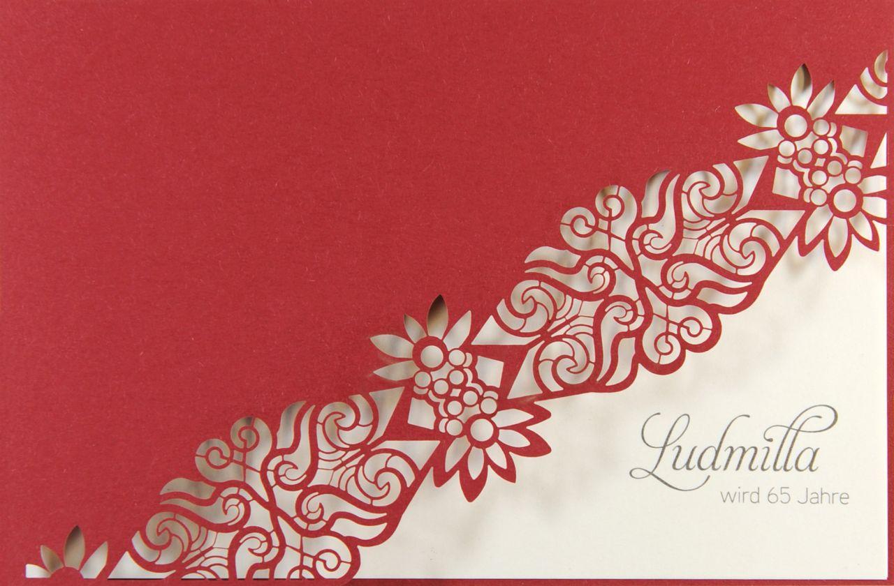 Einladungskarte- A 2158
