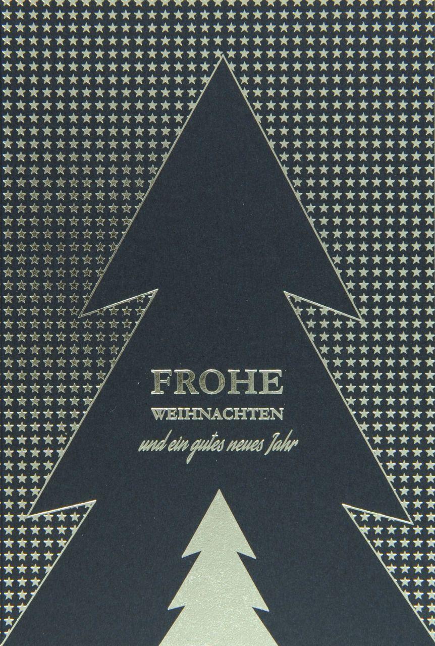 Weihnachtskarte - FW 18161