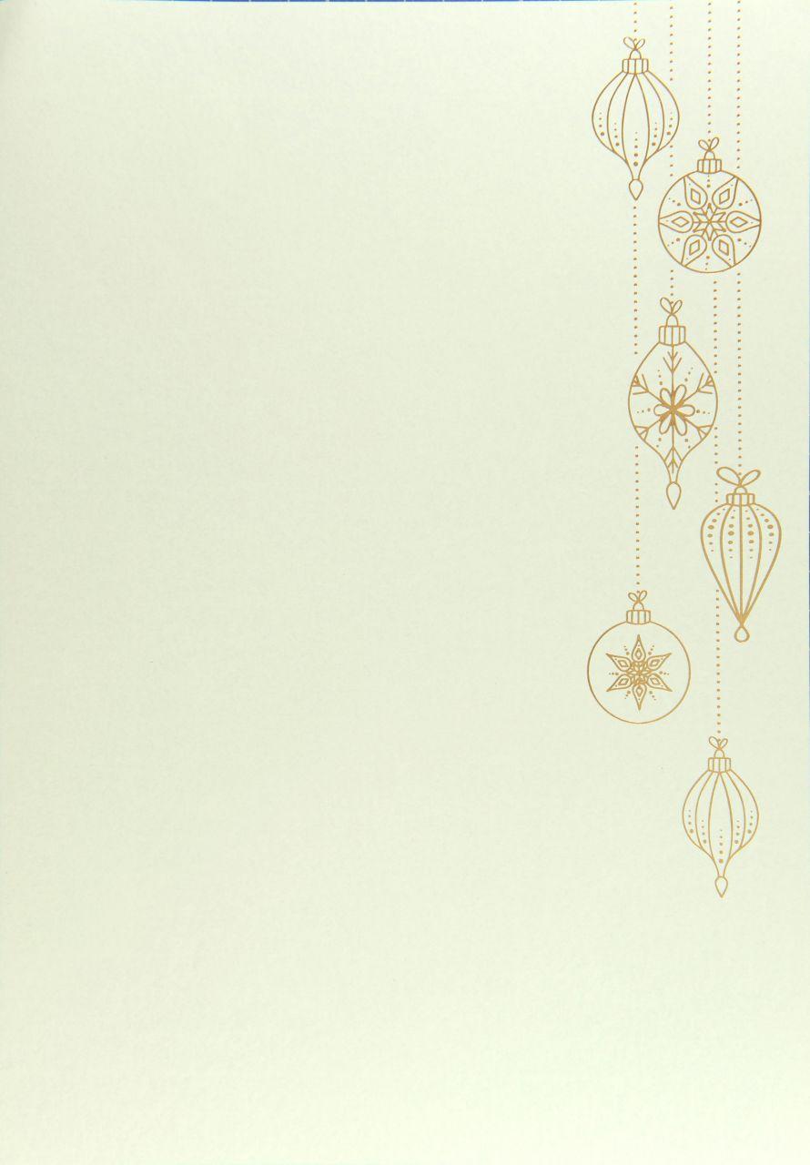 Weihnachtsbogen - FW 18202