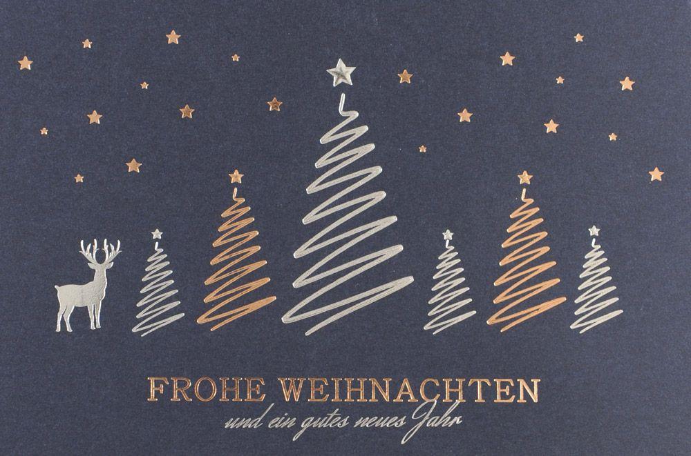 Weihnachtskarte - FW 18094