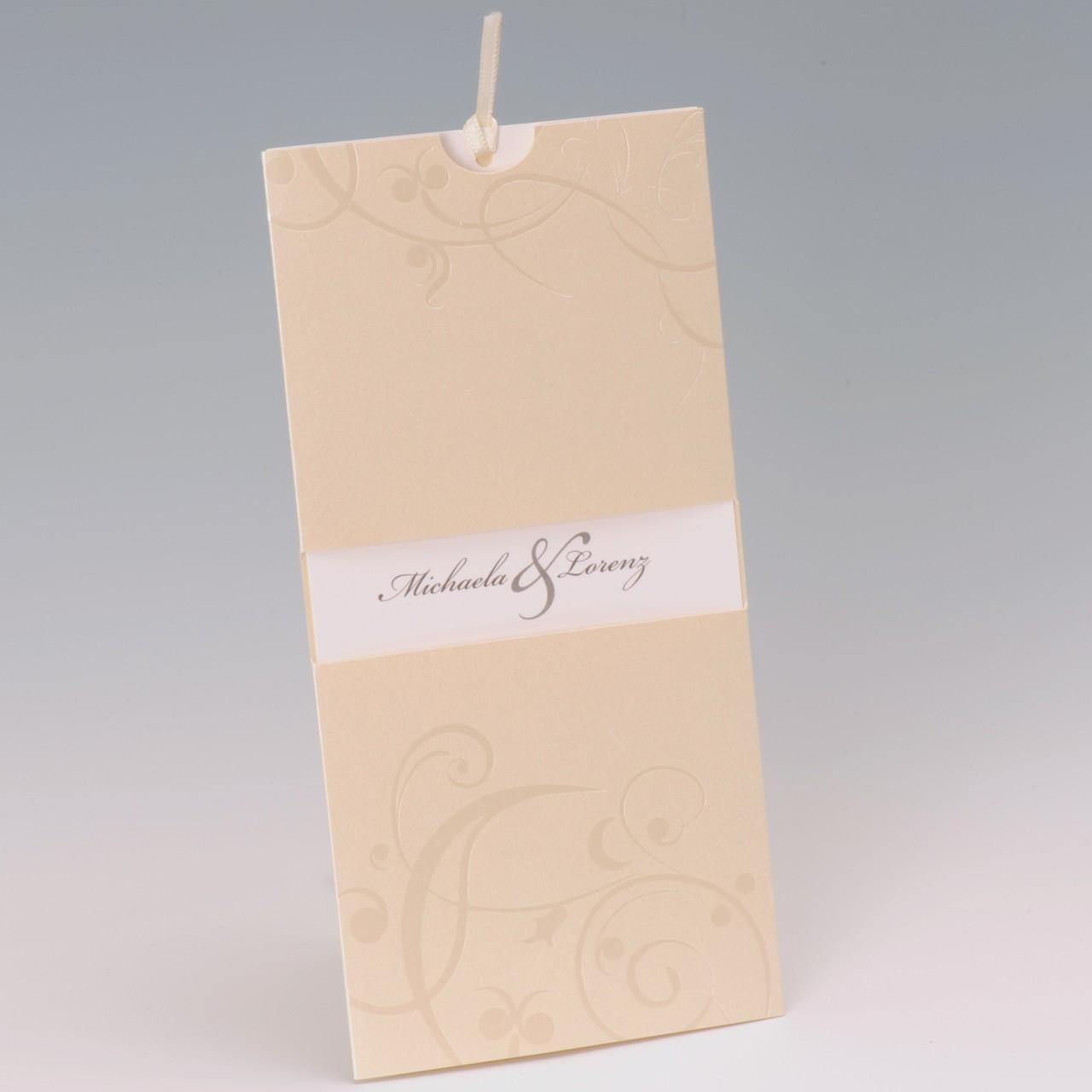 Einladungskarte - H 1912