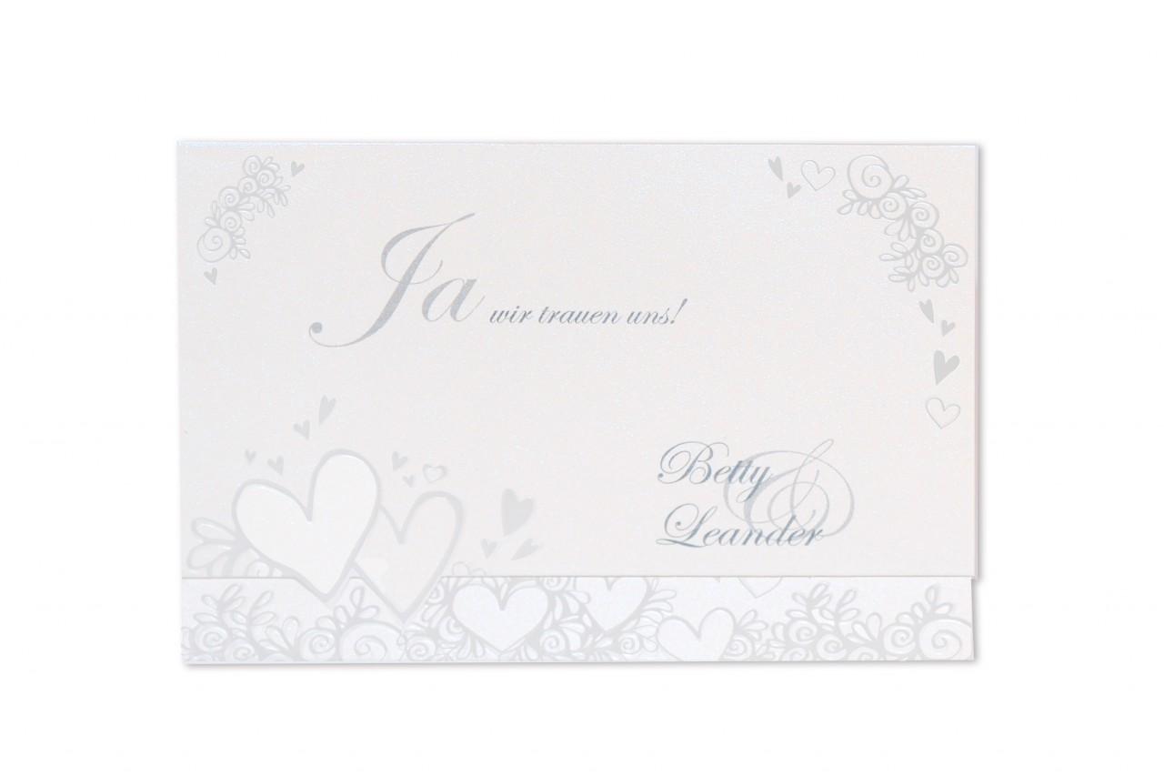 Einladungskarte - 17H143