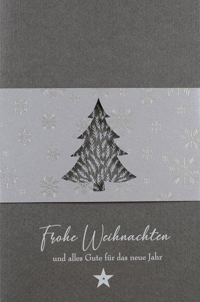 Weihnachtskarte - FW 18090