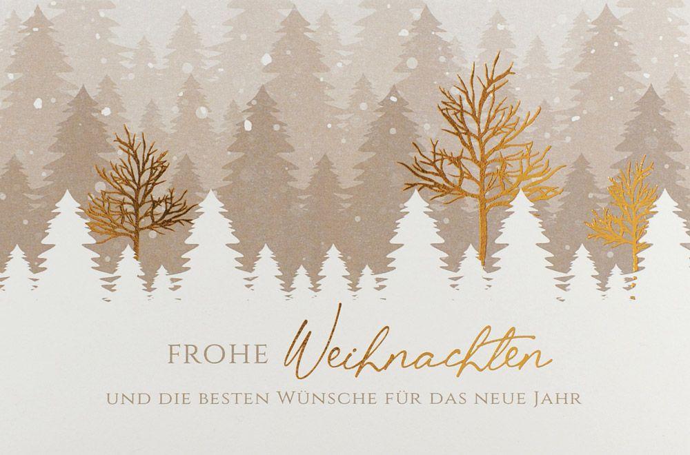 Weihnachtskarte - FW 18075