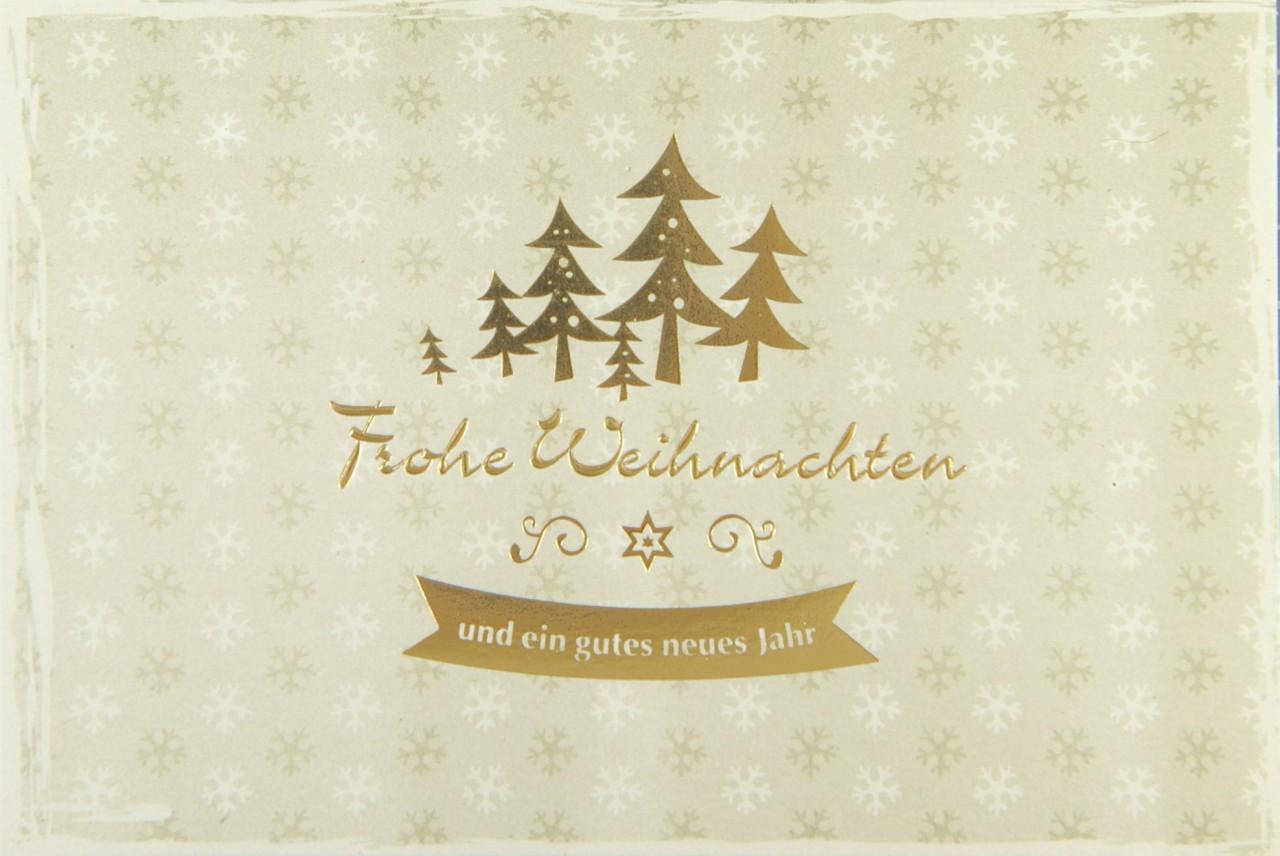Weihnachtskarte - FW 17919