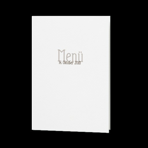 Menükarte - EX 726674
