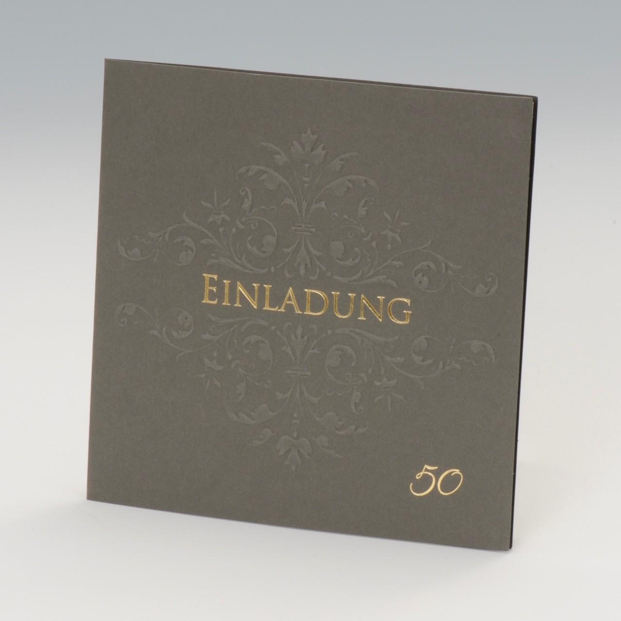 Einladungskarte - A 2046/Z