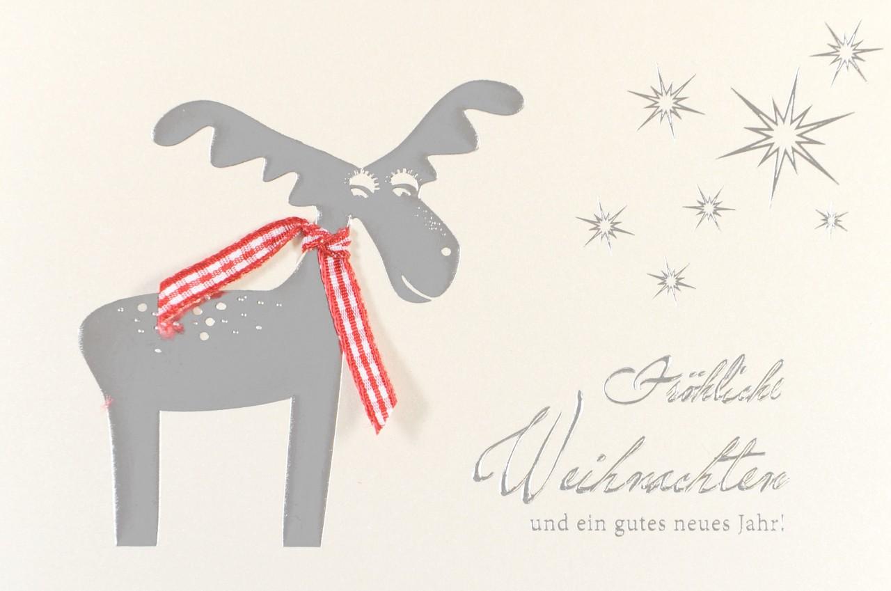 Weihnachtskarte - FW 17795