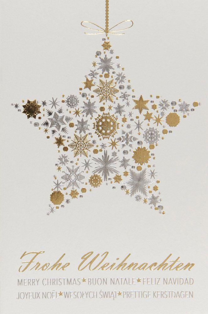 Weihnachtskarte - FW 18107