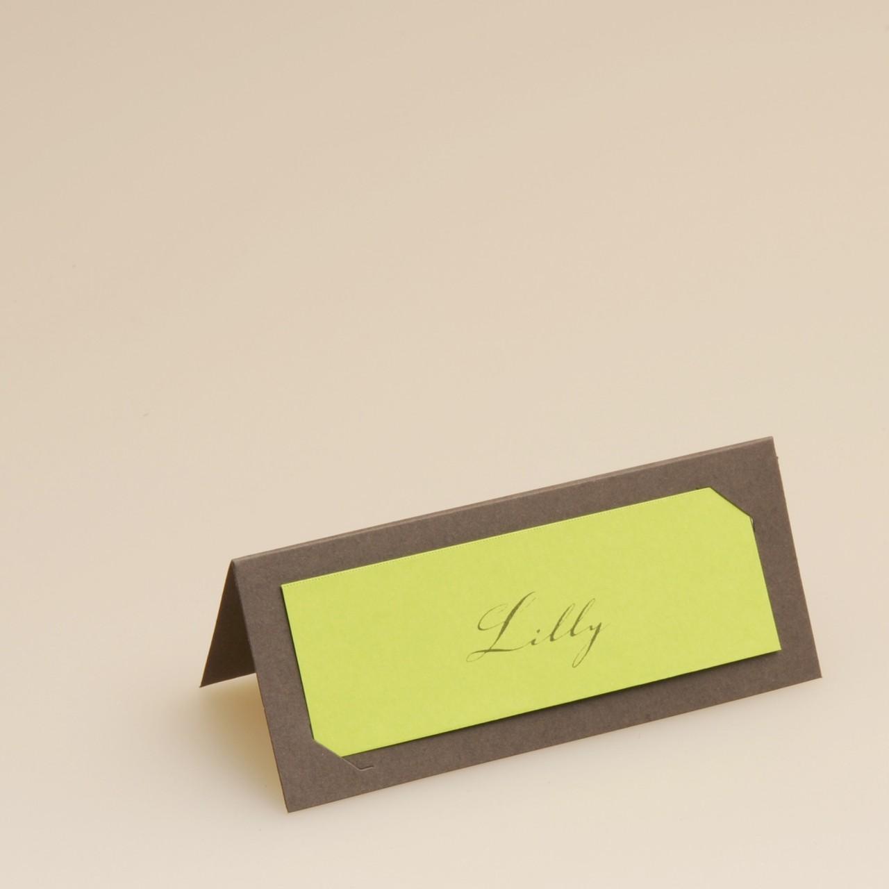 Tischkarte - T 1870/1