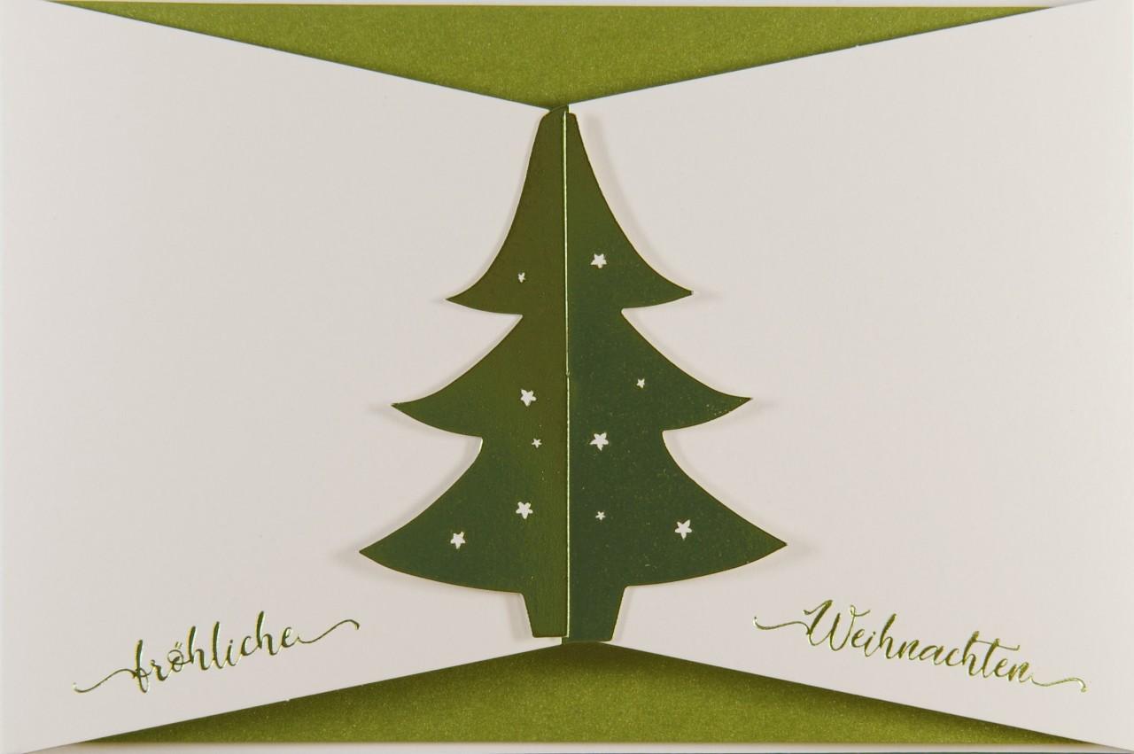 Weihnachtskarte - FW 17965