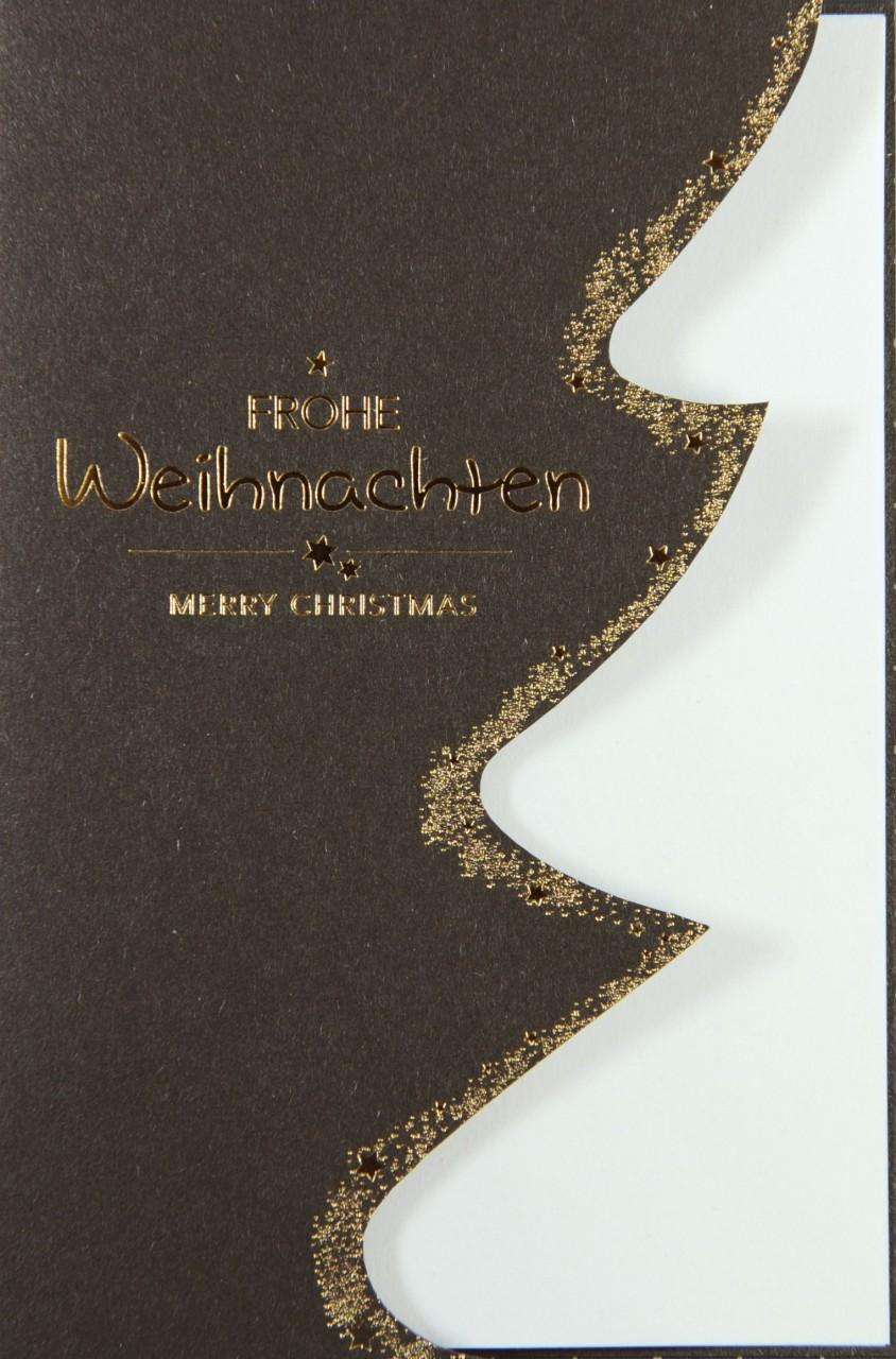 Weihnachtskarte - FW 17986