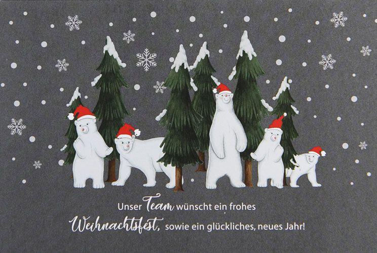 Weihnachtskarte - FW 18035