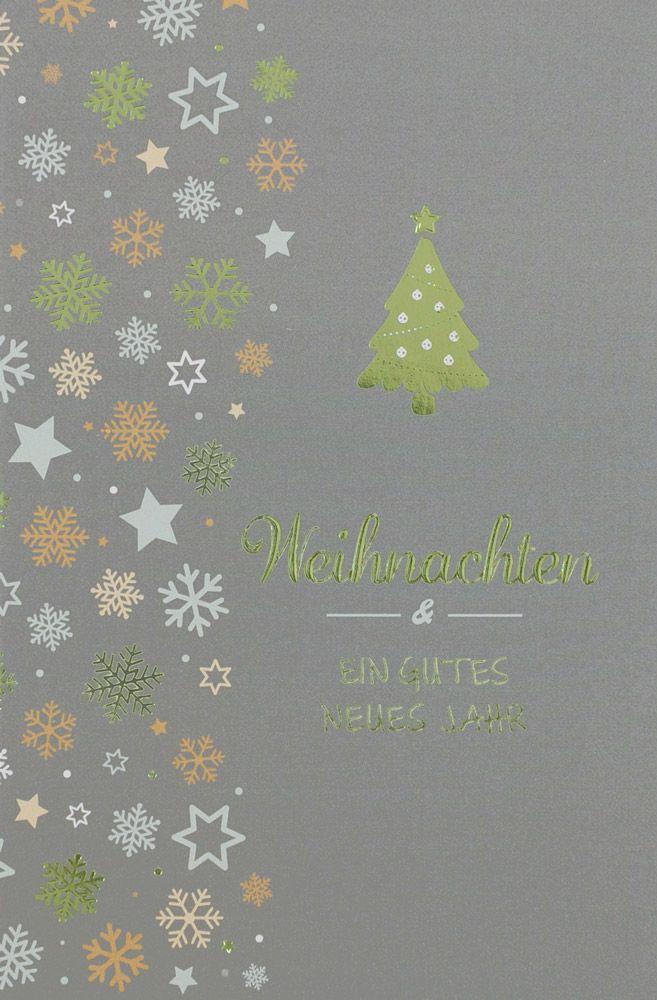 Weihnachtskarte - FW 18079