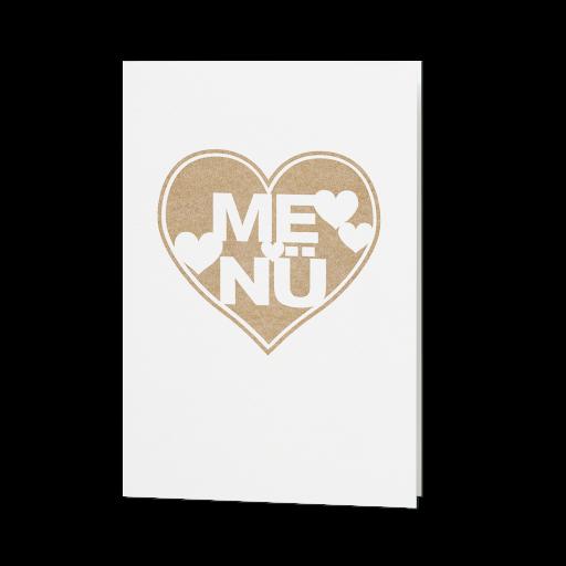 Menükarte - EX 726627