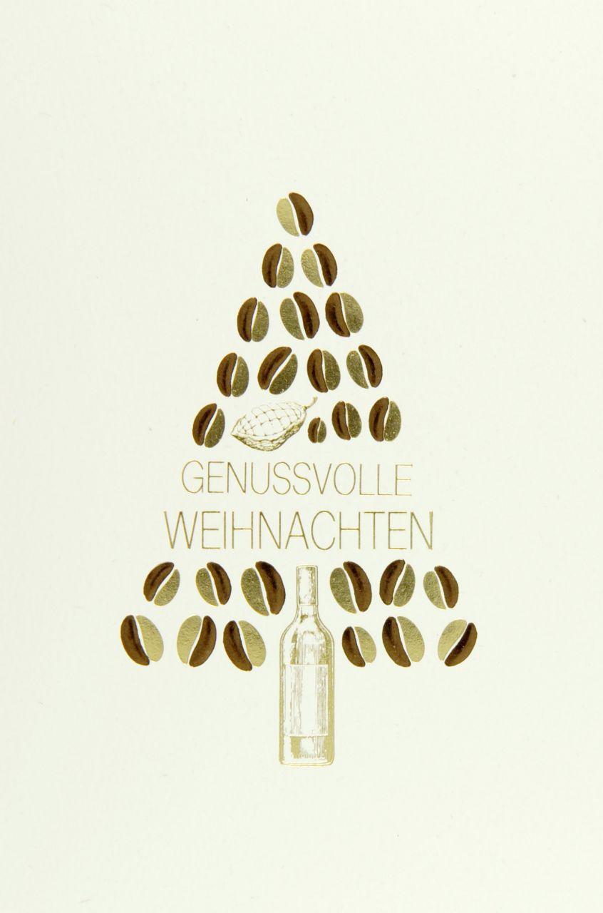 Weihnachtskarte - FW 18178