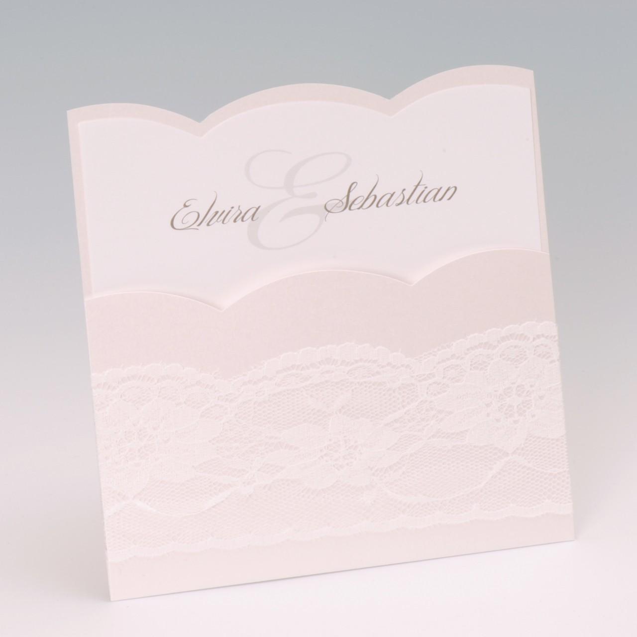 Einladungskarte - H 1991