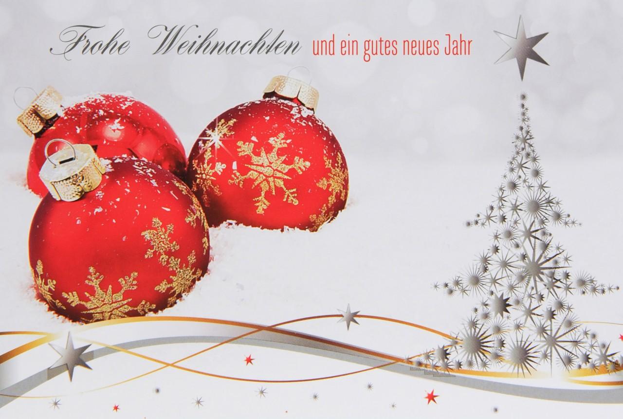 Weihnachtskarte fw 14739