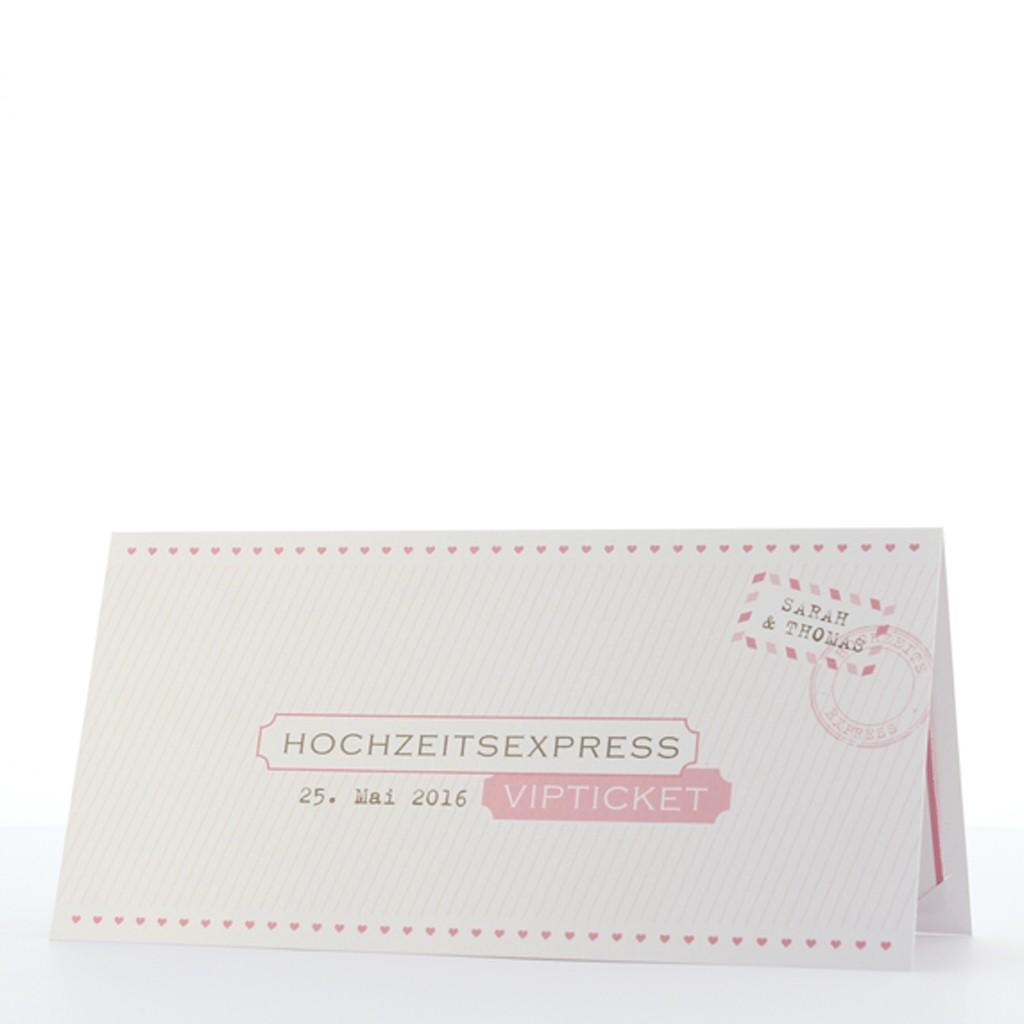 Einladungskarte - EX 724003