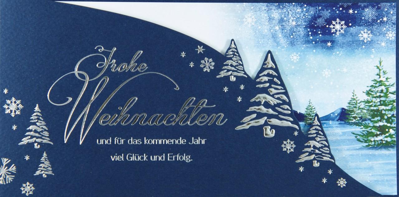 Weihnachtskarte - FW 17976
