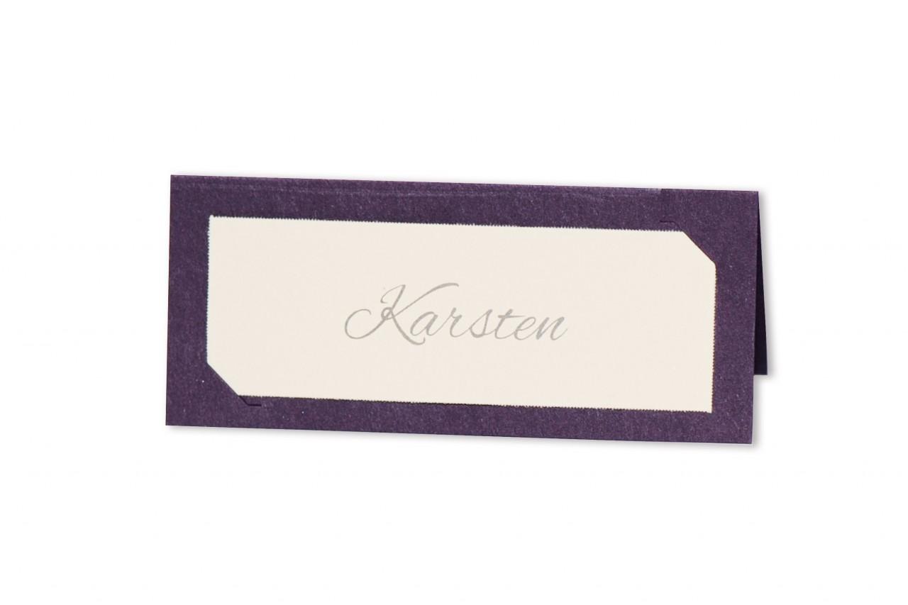 Tischkarte - 17T409