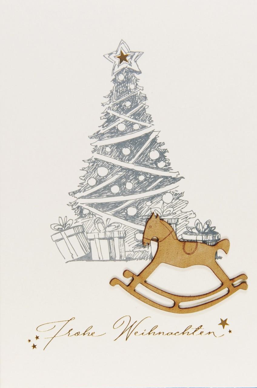Weihnachtskarte - FW 17987