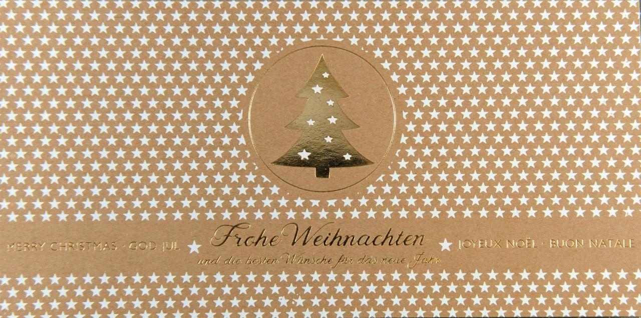 Weihnachtskarte - FW 17994