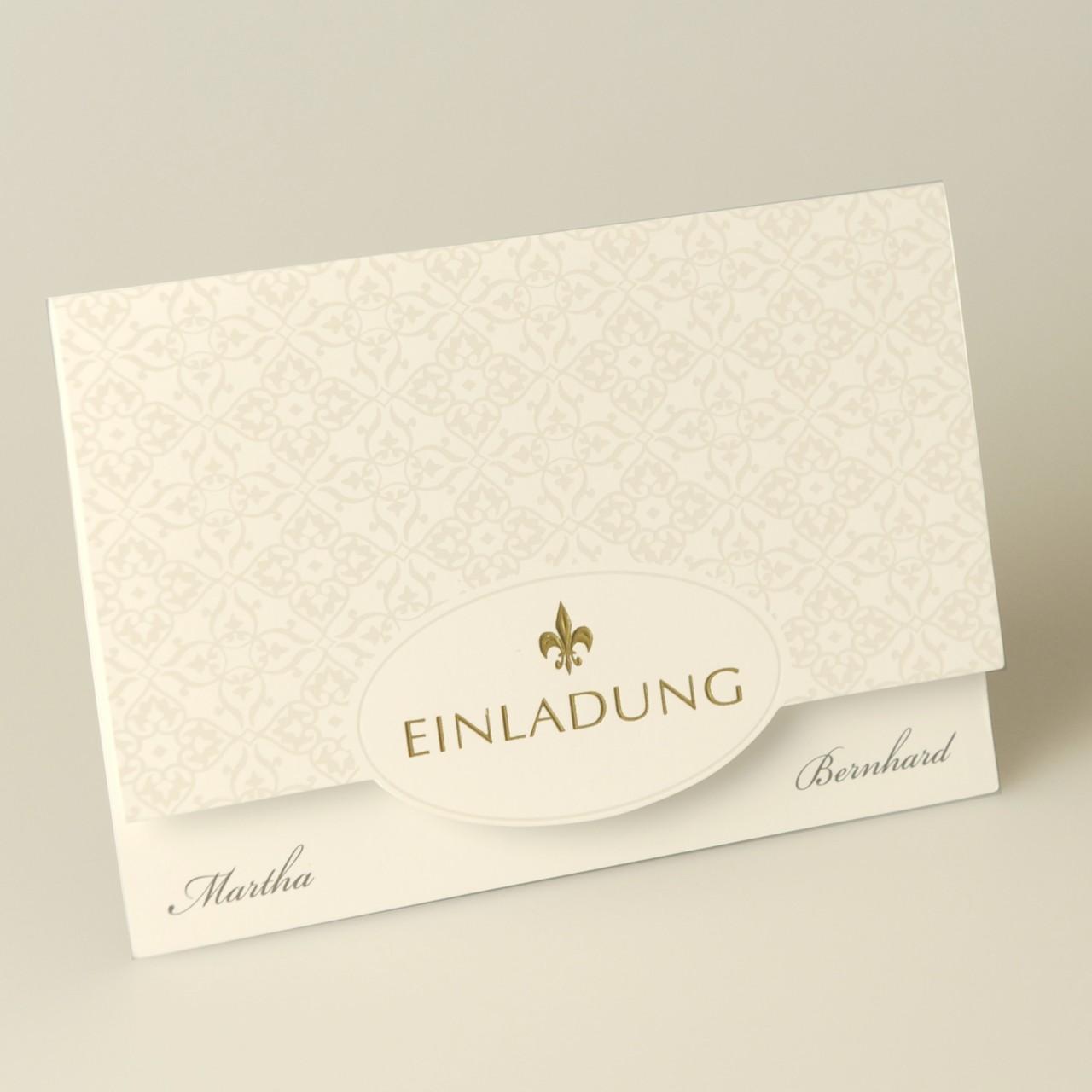 Einladungskarte - A 2016