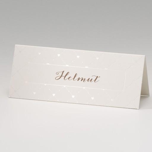 Tischkarte (6 Stück) - EX725704